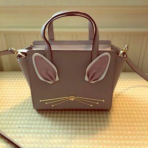 Kate Spade Leather Bunny Crossbody Bag